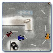 بازی اتومبیلرانی رالی